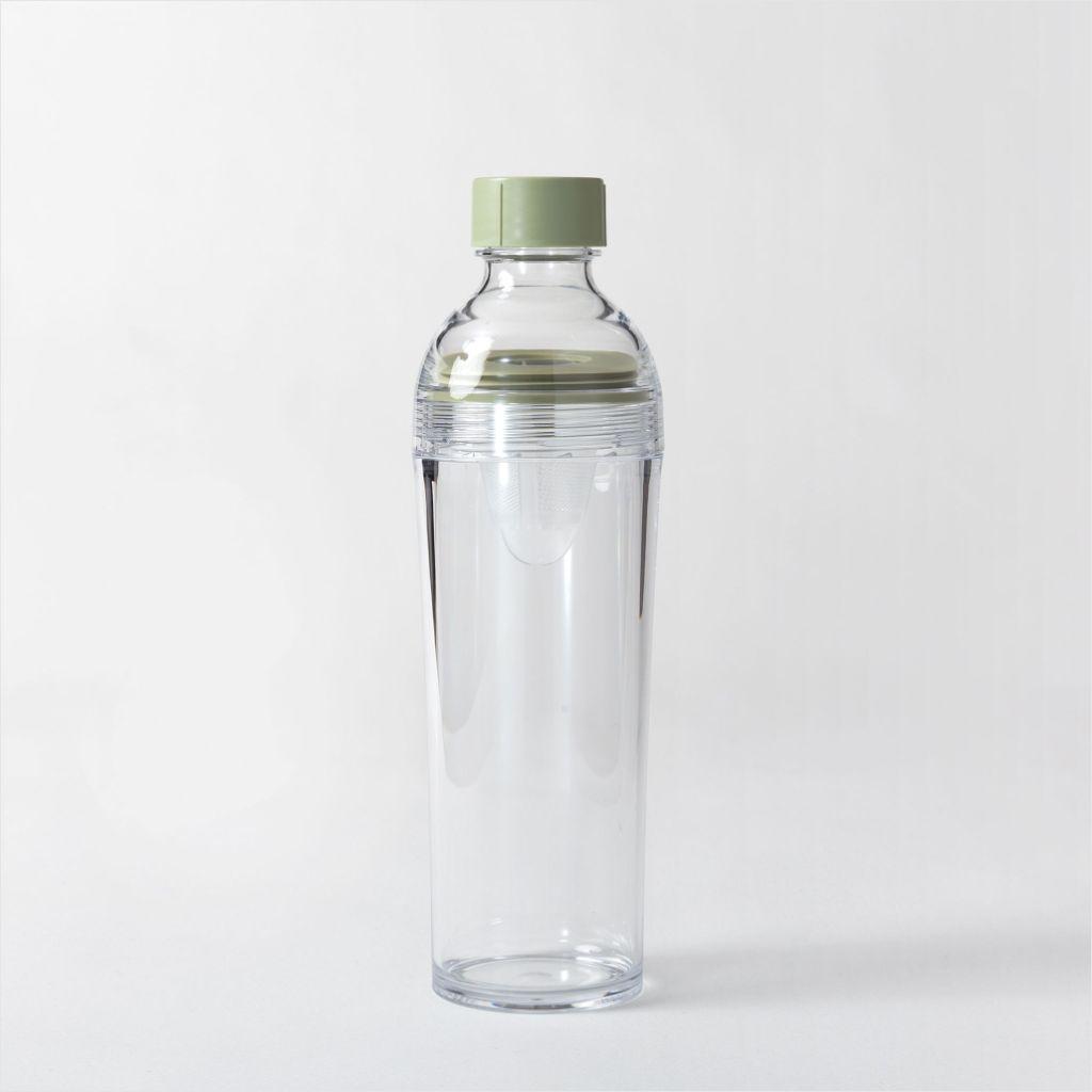 フィルターインボトル ポータブル 大 スモーキーグリーン
